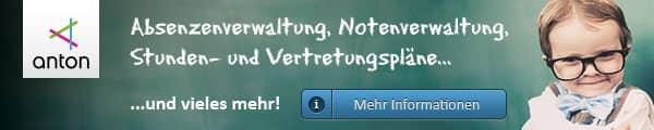 Anzeige: Anton