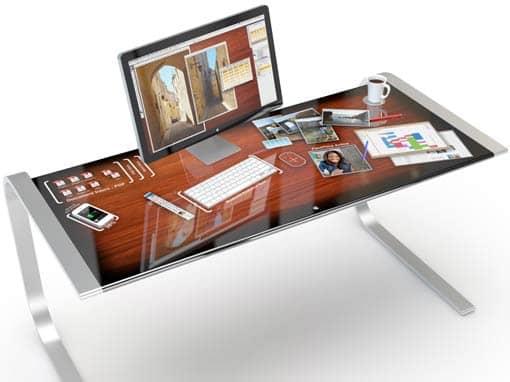 iDesk - Designstudie von Adam Benton (Vorschaubild)