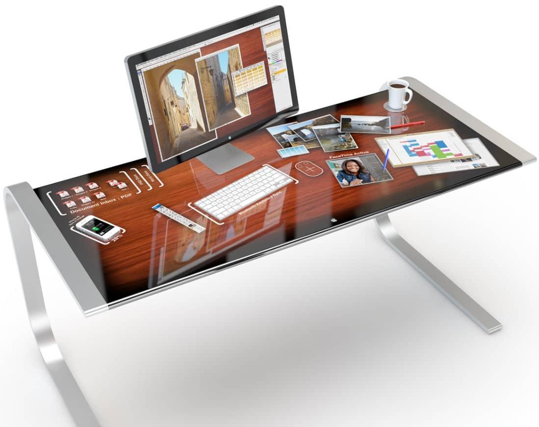 schreibtisch der zukunft lehrerfreund. Black Bedroom Furniture Sets. Home Design Ideas