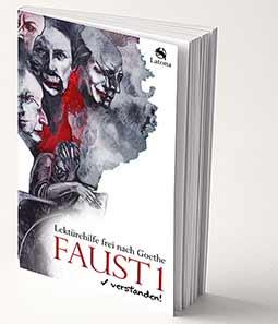 Faust-Lektürehilfe als Prosa - Buchcover