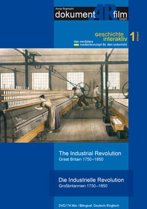 DVD-Cover: Die Industrielle Revolution in Großbritannien