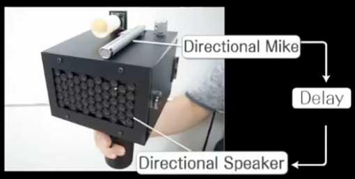 SpeechJammer - Nachaufnahme