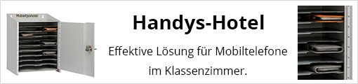 Anzeige: Handys-Hotel