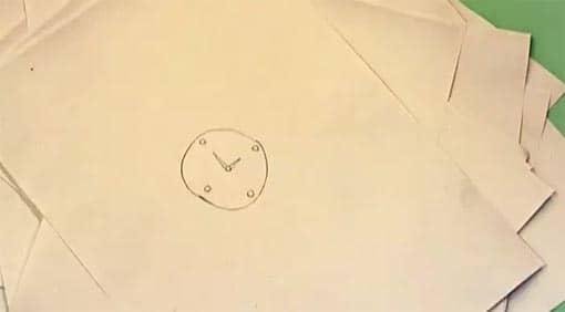 Standbild: Ergebnisse nach 10 Sekunden Arbeit