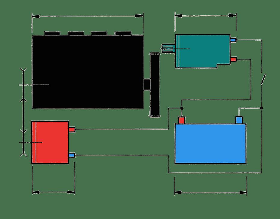 Elektrische Energie- und Startsysteme (1) • tec.Lehrerfreund