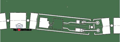 Seeschlange: Skizze für Arbeitsblätter