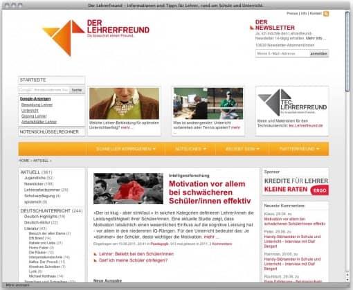 Lehrerfreund v7 (2011)