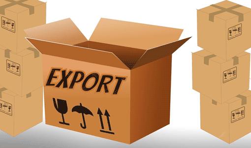 Exportkiste für Korrekturenversand