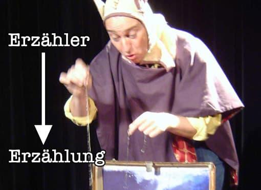 Bernd Lafrenz in auktorialem Kontext