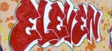 'Eleven'-Graffit - Wikimedia Commons