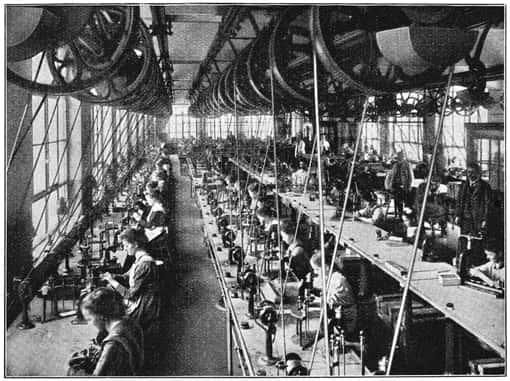 Uhrenfabrik Junghans, ca. 1925
