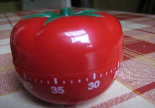 Pomodoro-Timer (Eieruhr)