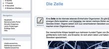 Schulbuch-O-Mat: Zelle
