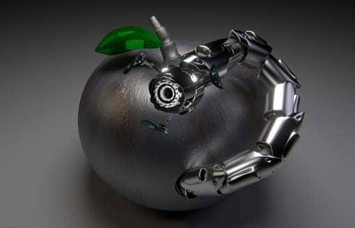 Trojaner-Apfelwurm