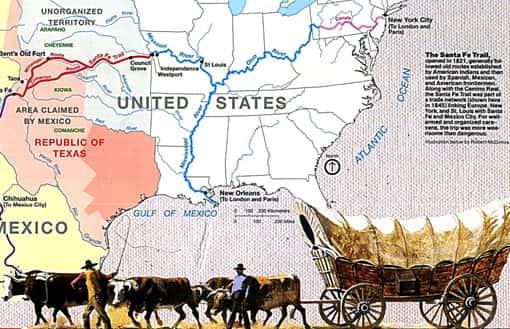 Tafelbilder zur Geschichte der USA • Lehrerfreund
