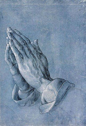 Dürer: Betende Hände