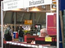 Vorschau: Stand des Akademischen Lexikadienstes mit Brockhaus / Enzyklopädia Britannica