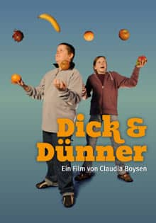 Film 'Dick & Dünner' - Cover
