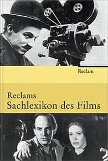 Cover: Reclams Sachlexikon des Films