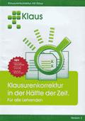 Cover von Klausuren-Klaus (CD-Box)