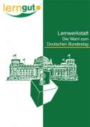 lerngut Lernwerkstatt 'Wahlen zum Deutschen Bundestag' - Cover der CD-ROM