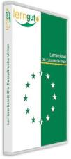 lerngut Lernwerkstatt Europäische Union - Cover der CD-ROM