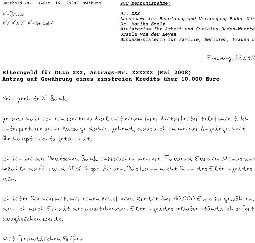 Eigene Handschrift in Computerschrift umwandeln - Möglicher Nutzen ...