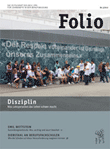 Cover der Zeitschrift 'Folio'