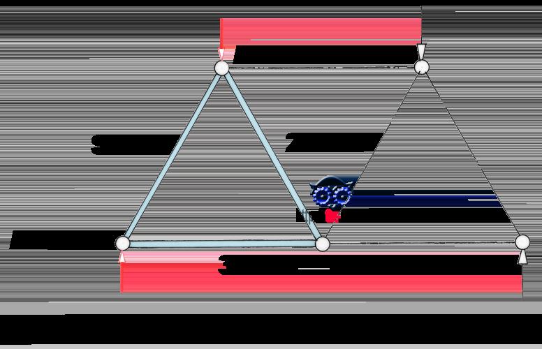 Statik der fachwerke 1 tec lehrerfreund for Fachwerker definition