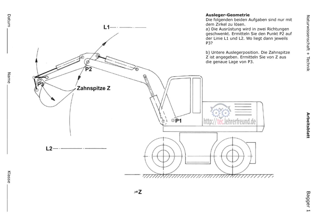 technisches zeichnen arbeitsbl tter kostenlos automobil bau auto systeme. Black Bedroom Furniture Sets. Home Design Ideas