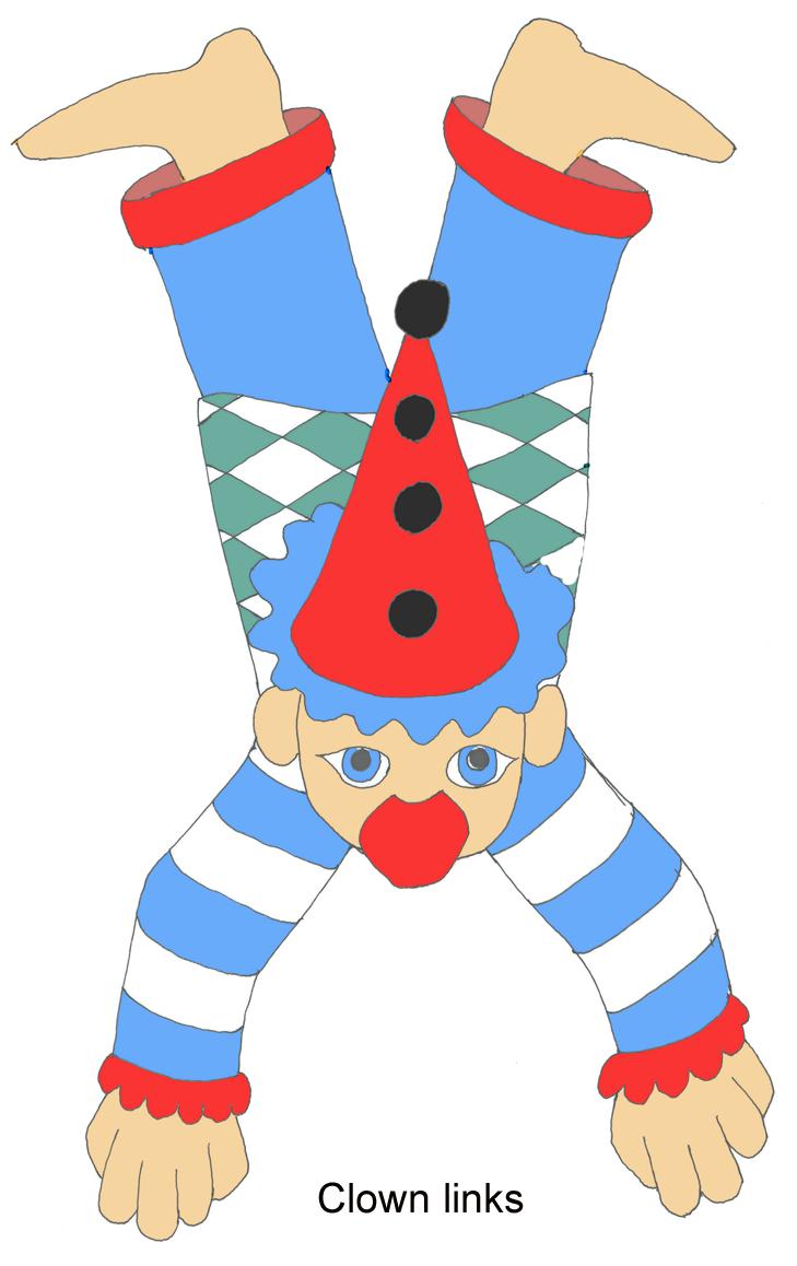 versuch 9 der clown als akrobat aufgabe tec lehrerfreund. Black Bedroom Furniture Sets. Home Design Ideas