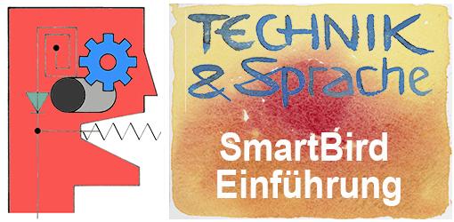 Logo Technik und Sprache