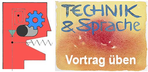 Technik und Sprache (9.1): Einen Vortrag vorbereiten • tec.Lehrerfreund