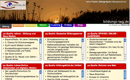 screenshot: bildungs-tag.de