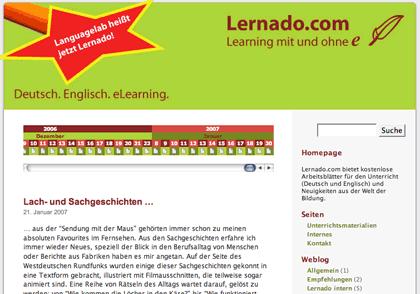 screenshot: lehrerforen.de